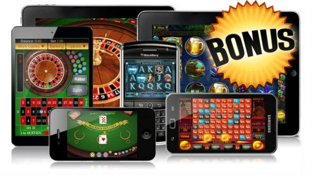mobile gambling bonuses in Great Britain