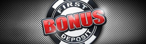 first deposit bonuses